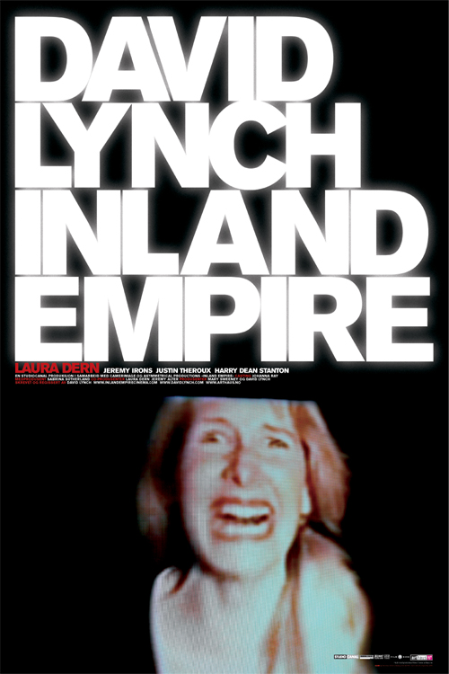 Inland Empire - Norwegian poster